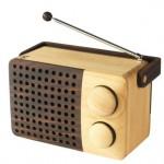 Das Holz-Radio und die Entwicklungshilfe